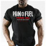 Pain is Fuel Train on