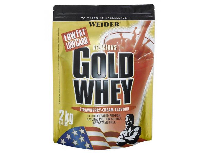 Gold Whey 2000g